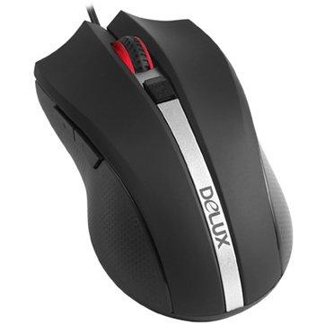Input Devices - Mouse Box DELUX DLM-M516GX Input Devices - Mouse DELUX DLM-M516GX 2.4GHz wireless Black