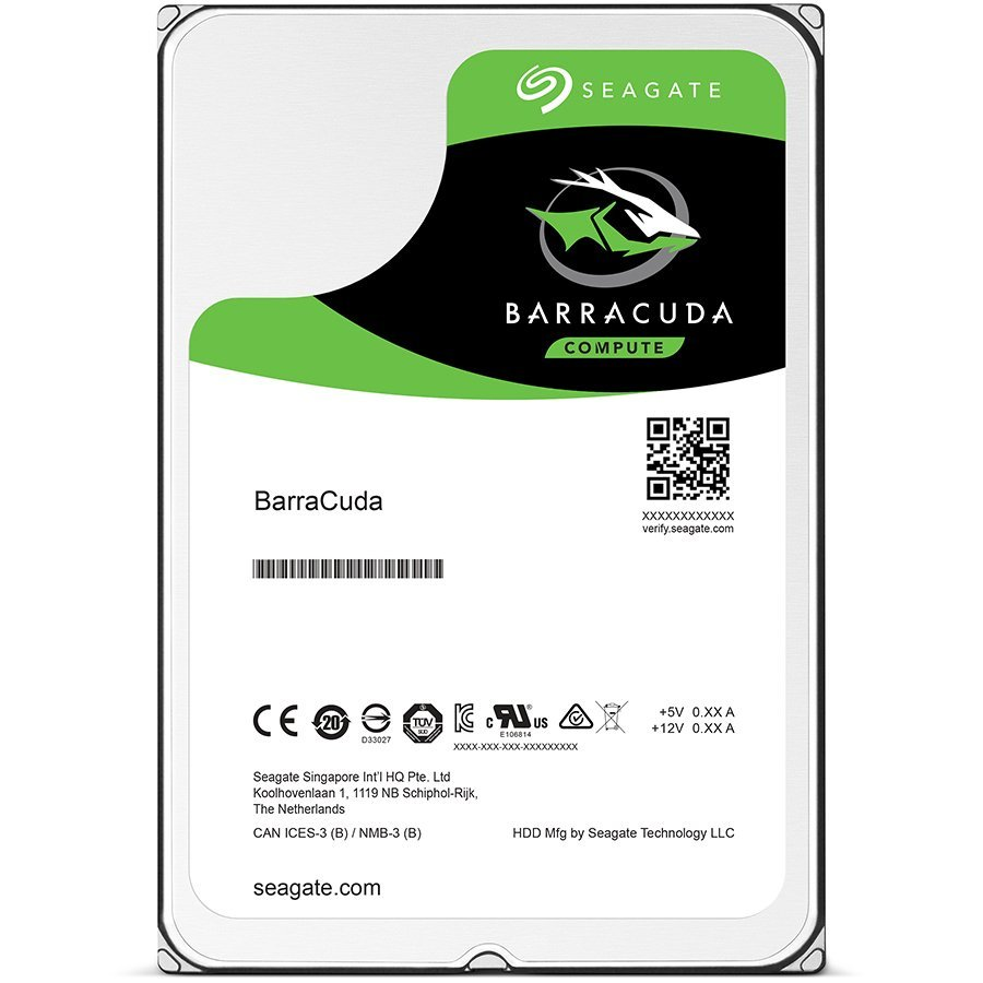 "HDD Desktop SEAGATE ST4000DM004 SEAGATE HDD Desktop Barracuda Guardian (3.5""/4TB/SATA 6Gb/s/rpm 5400)"