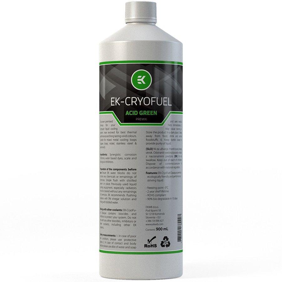 Cooling System EKWB EKWB3831109880227 EK-CryoFuel Acid Green Premix 900 mL