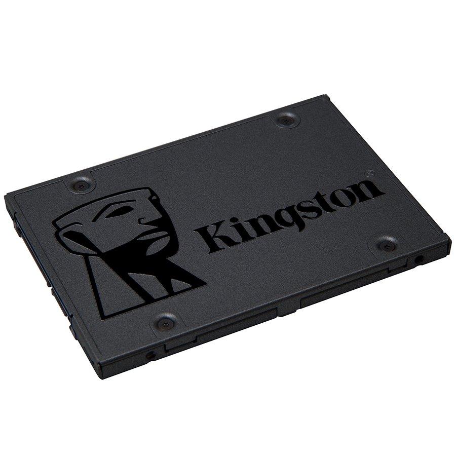 SSD Client KINGSTON SA400S37/120G Kingston SSD 120GB A400 SATA3 2.5 SSD (7mm height), , TBW: 40TB, EAN: 740617261196