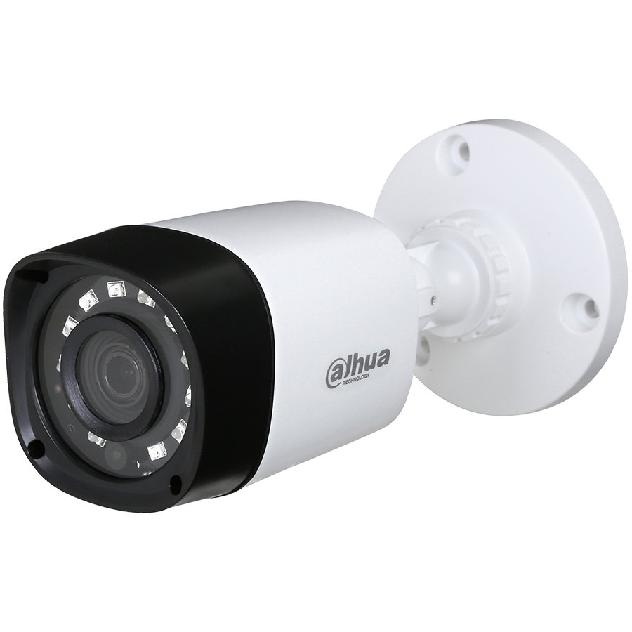 "IP Camera DAHUA ELECTRONIC HAC-HFW1000RP-0360 Dahua HD-CVI camera 1MPix Water-proof, Day&Night, 1/4"" COMOS Canon, 1280x720 Effective Pixels, 25fps@720P, Focal Length 3.6mm, 0.05Lux/F2.0, 0Lux IR on, outdoor installation, IP67, DC12, 2.8W"
