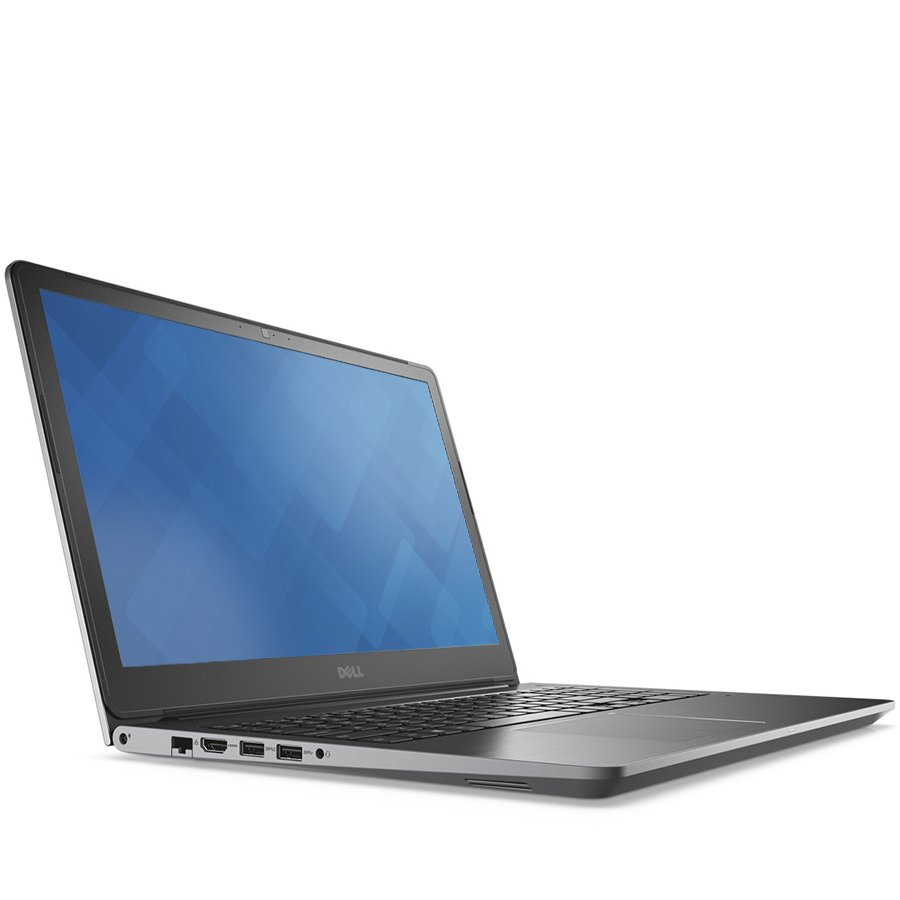 "PC Notebook Commercial DELL N035VN5568EMEA01_1801_UBU-14 Dell Vostro 5568, Intel Core i5-7200U Processor (3M Cache, up to 3.1 GHz), 15.6"" (1920 x 1080) Anti-Glare, 4GB DDR4 2400MHz, 128GB SSD+1TB HDD 5400rpm, GeForce 940MX 2GB GDDR5, Ubuntu, Fingerprint R"