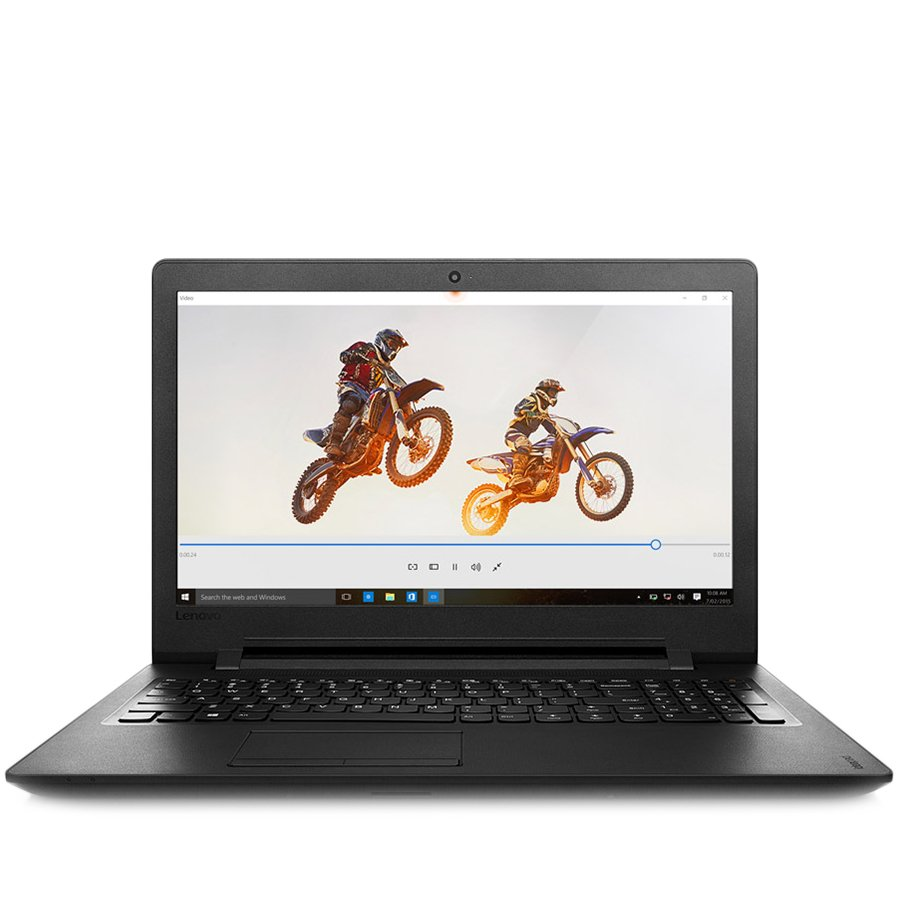 PC Notebook Consumer LENOVO 80UD00Y3BM 110/BLACK /15.6 FHD/AMD R5 M430-2G/I3-6006U/8G/1TB/DVD/DOS