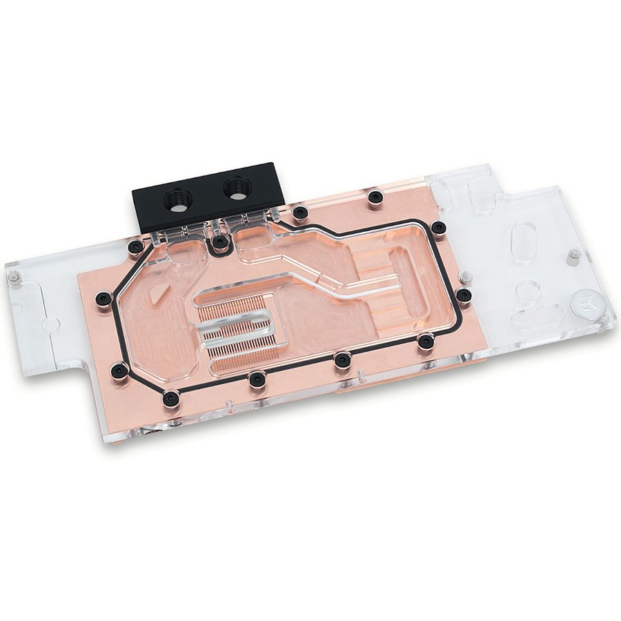 Cooling System EKWB EKWB3831109831915 EK-FC1080 GTX Ti - Nickel