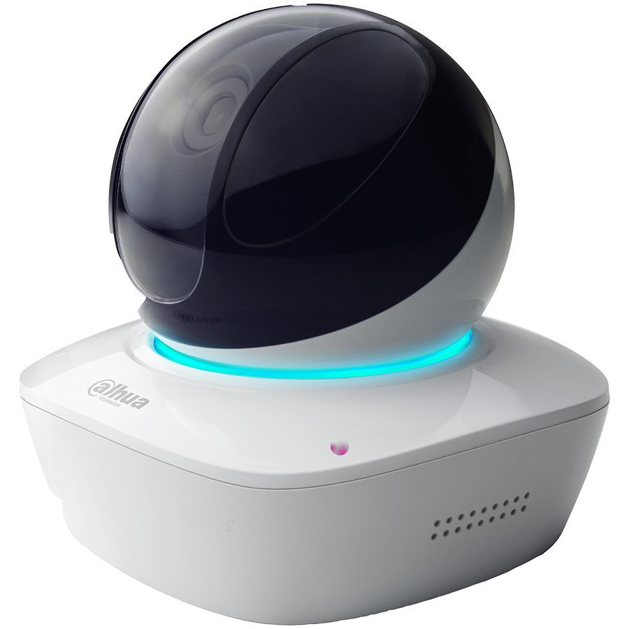 """IP Camera DAHUA ELECTRONIC IPC-A15 Dahua IP Wi-FI camera 1.3MP A series, 1/3"""" CMOS, 1280×960 Effective Pixels (25fps), Focal Length 3.6mm, 72.2*, H264 dual stream, 0.45Lux/F2.0 (Color), 0Lux/F2.2 (IR on), IR distance up to 10 m, Build in MIC, Micro SD car"""