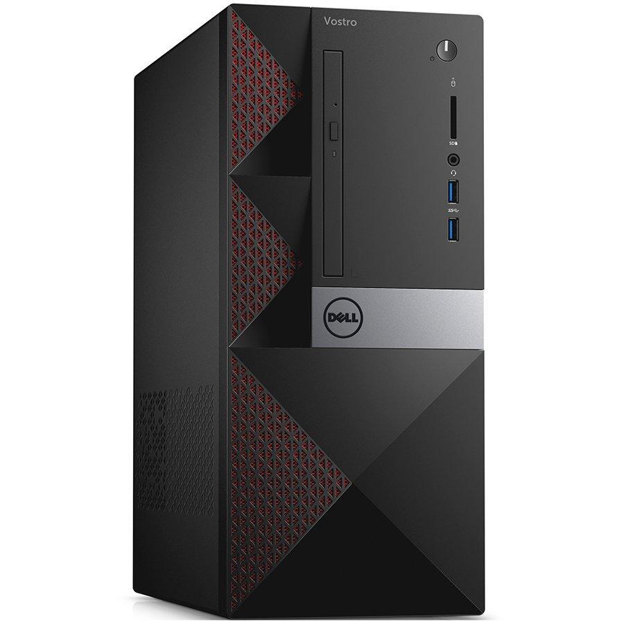 Desktop Computer DELL N222VD3667EMEA01_WIN-14 Dell Vostro 3667, Intel Core i3-6100, 4GB (1x4GB) DDR4 2400MHz, 500GB SATA (7200rpm), Intel Graphics, DVD+/-RW, WiFi 802.11bgn, Bluetooth 4.0, Dell USB Mouse, Dell KB216 BG Keybd, Windows 10 Pro (64bit), 3Yr N