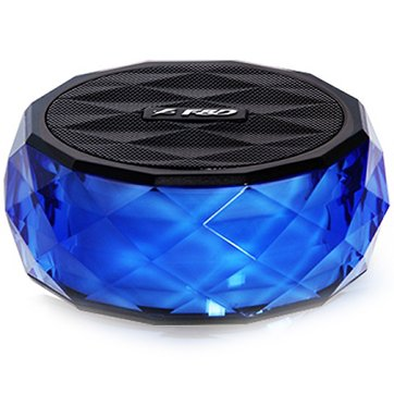 "Multimedia - Speaker FENDA W3_BL Multimedia Bluetooth Speaker F&D W3 - Power output 3W, 2"" full range Neodymium driver , Bluetooth 4.1, 380Hz - 20KHz, 360 degree sound field (micro SD card, 3.5mm Aux input, Li-ion battery, BLUE"