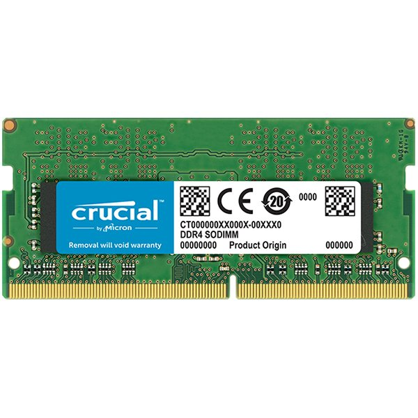 Memory ( Mobile ) CRUCIAL CT8G4SFD824A Crucial DRAM 8GB DDR4 2400 MT/s (PC4-19200) CL17 DR x8 Unbuffered SODIMM 260pin, EAN: 649528774897