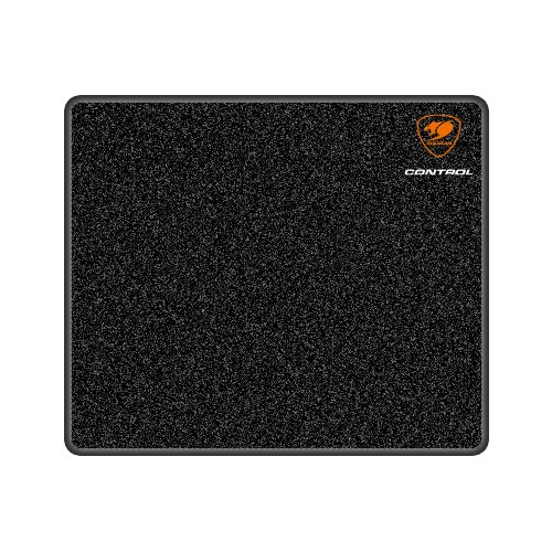 Gaming Accessories COUGAR GAMING CG3PCONMKBRB50002 CONTROL 2-M Gaming Mouse Pad, Width (mm/inch) 320/12.6, Length (mm/inch) 270/10.6, Thickness (mm/inch) 5/0.19,Surface Material Cloth, Surface Color Black, Base Material Natural Rubber,Base Color Black