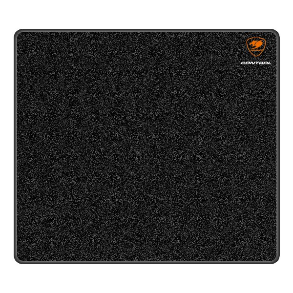 Gaming Accessories COUGAR GAMING CG3PCONLKBRB50001 CONTROL 2-L Gaming Mouse Pad,Width (mm/inch) 450/17.7,Length (mm/inch) 400/15.7,Thickness (mm/inch) 5/0.19 Surface Material Cloth,Surface Color Black, Base Material Natural Rubber,Base Color Black