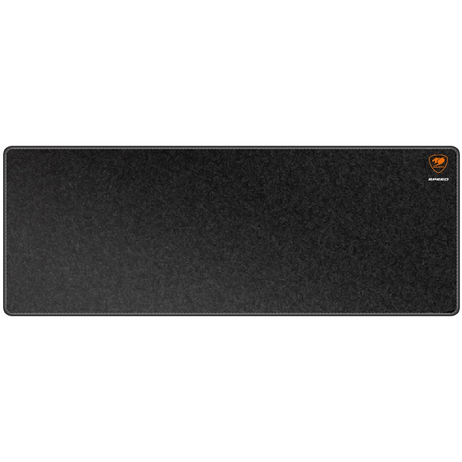 Gaming Accessories COUGAR GAMING CG3PSPEHBBRB50001 COUGAR SPEED 2-XL Gaming Mouse Pad,Width(mm/inch)-800/31.49,Length(mm/inch)-300/11.81,Thickness(mm/inch)-5/0.19,Surface Material-Cloth,Surface Color-Black,Base Material-Natural Rubber,Base Color-Black