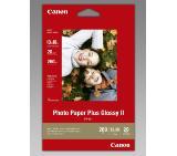 Хартия Canon Plus Glossy II PP-201, 13x18 cm, 20 sheets