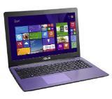 "Лаптоп Asus X553SA-XX082D, Intel Pentium Quad-Core N3700 (up to 2.4GHz, 2MB), 15.6"" HD (1366x768) LED Glare, Web Cam, 4096MB DDR3 1600MHz, 1TB HDD, Intel HD Graphics (Braswell), SD Card, BT4.0, DOS, Purple"