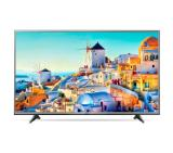 "Телевизор LG 60UH605V, 60"" 4K UltraHD TV, 3840x2160, DVB-T2/C/S2, 1200PMI, Smart, ULTRA Slim, WiDi, WiFi 802.11.n, Miracast, DLNA, LAN, CI, HDMI, USB, TV Recording Ready, Narrow Bezel, Swallow Stand, Metallic/Silver"