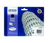 Консуматив Epson Singlepack Black 79XL DURABrite Ultra Ink