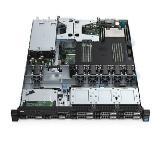 Сървър Dell PowerEdge R430, Intel Xeon E5-2609v4 (1.7GHz, 20M), 16GB RDIMM 2400MHz, No HDD, PERC H330 RAID Controller, Single Hot-plug Power Supply (1+0), 550W, iDRAC8 Basic, 3Y NBD