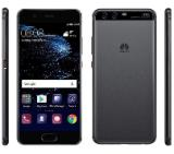 "Мобилен телефон Huawei P10 DUAL SIM, VTR-L29,  5.1"" FHD, Kirin 960 Octa- core, 4 GB RAM, 64GB, LTE, Camera Dual 20MP/ 12MP, Fingerprint, Compass, BT, WiFi, Android 7 + EMUI 5.1, Graphite Black + Huawei SuperCharge Car Charger AP38 with Cable"